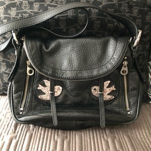 Marc Jacobs Petal to the Metal Leather Bag